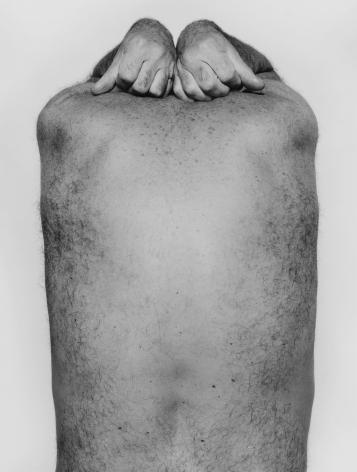 John Coplans, Back and Hands