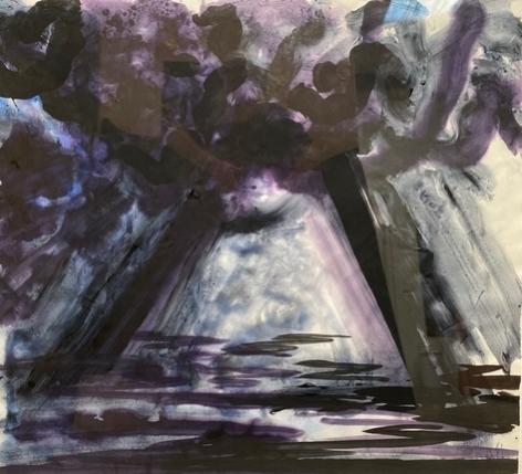 Peter Alexander,m Untitled (Chula Vista), 1981