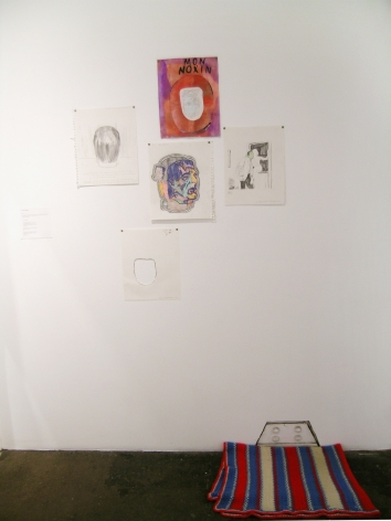 Piece from Once Emerging, Now Emerging: Now and Then 18