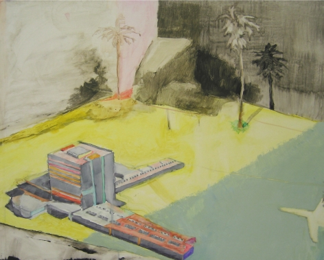 Recent Paintings, Piece 1