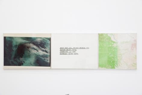 Dennis Oppenheim, Ghost Trip
