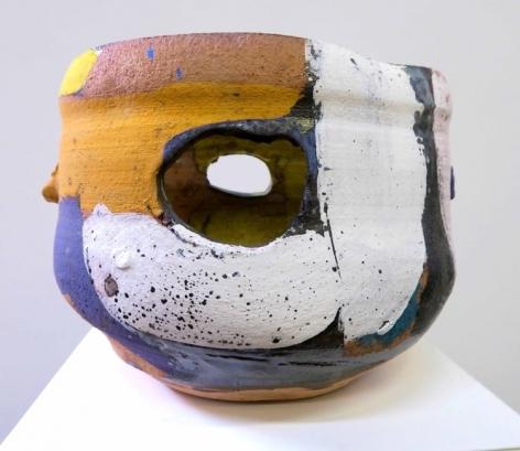 Roger Herman Untitled, 2017 Glazed ceramic sculpture