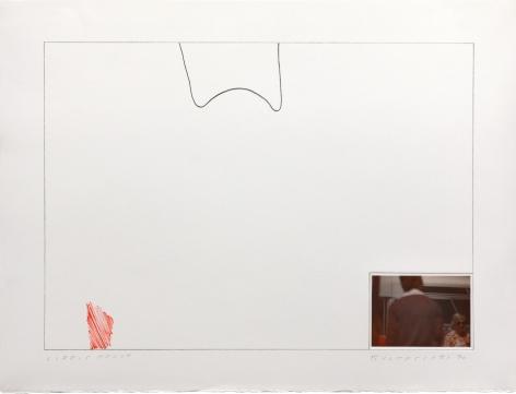 John Baldessari Raw Prints (Red),1976