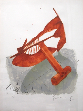 Graphic Works from the  Lopez Collection, Piece 11
