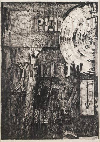 Graphic Works from the  Lopez Collection, Piece 24