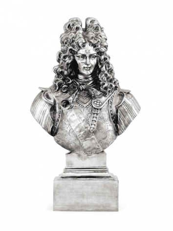 Jeff Koons Louis XIV