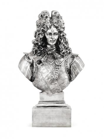 Jeff Koons Louis XIV