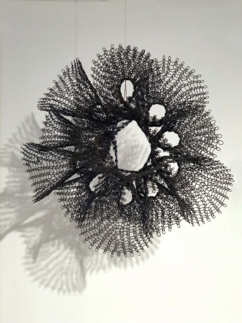 Ruth Asawa Untitled (S. 753, Hanging Ten Interlocking Double Trumpets)