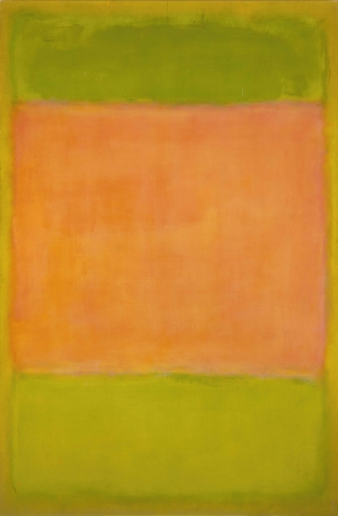 Mark Rothko, Untitled, 1954, oil on canvas, 911/8 x 59 1/2 inches (231.5 x 151.1 cm) © 1998 by Kate Rothko Prizel and Christopher Rothko