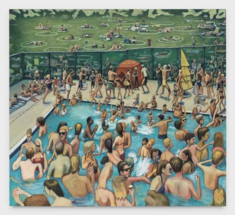 ROB THOM Community Pool, 2020