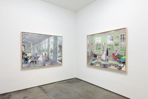 JOHN BRADFORD Hamilton, History, Lincoln and Paint, 2018