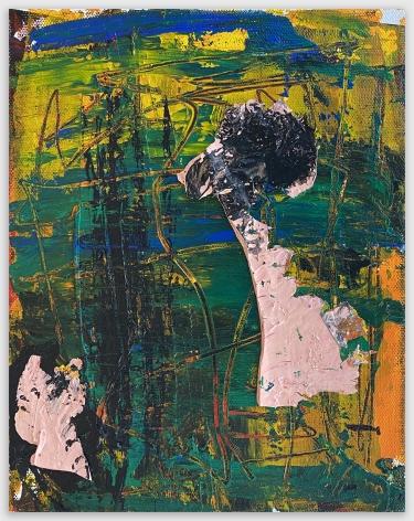 JOE HAYES III Powernomics, 2020 Anna Zorina Gallery