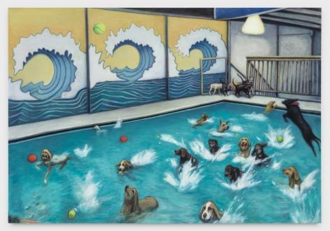 ROB THOM Faux Hokusai Cooldown, 2020
