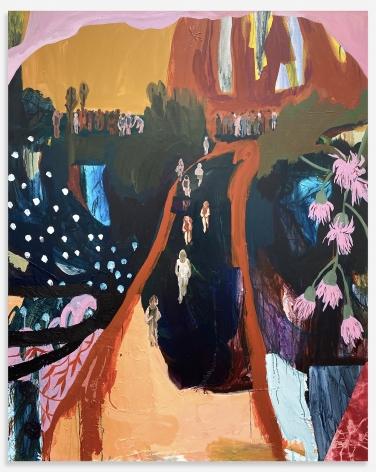 RENÉE  ESTÉE The Highway, 2020 Anna Zorina Gallery