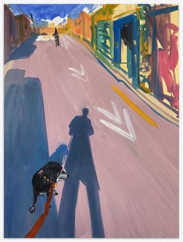 DEBORAH BROWN Bike, 2021