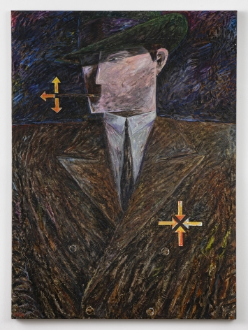 ALEXANDER KALETSKI The Gangster, 1989