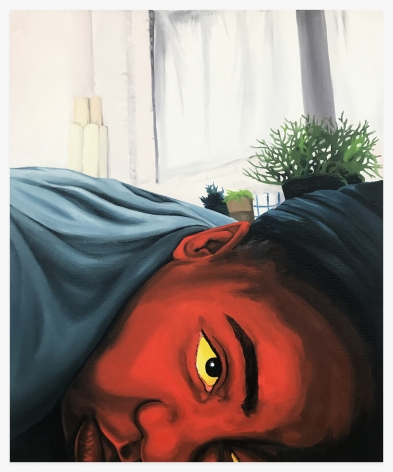 BRITTNEY LEEANNE WILLIAMS Self Portrait: New Studio, 2019
