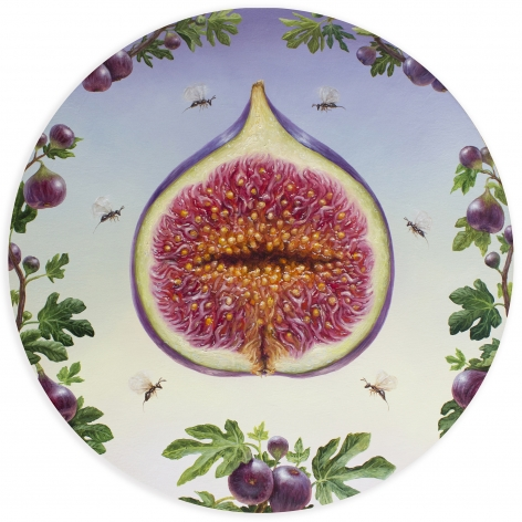 ALONSA GUEVARA Call of the Fig, 2020 Anna Zorina Gallery