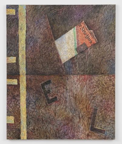 ALEXANDER KALETSKI Colors of Times, 1987