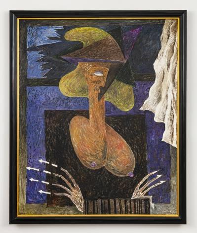 ALEXANDER KALETSKI Broken Window, 1988