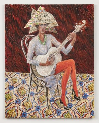 ALEXANDER KALETSKI Guitar Player, 1987