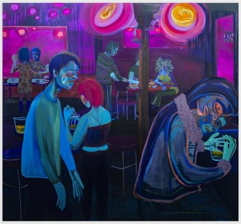 DANIELLE ROBERTS Pub Three Forty, 2020