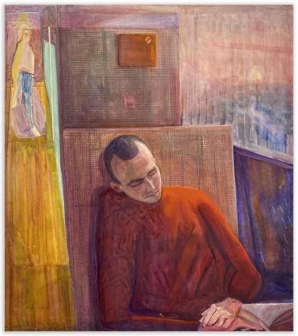 DANTE CANNATELLA Passenger, 2021 Anna Zorina Gallery