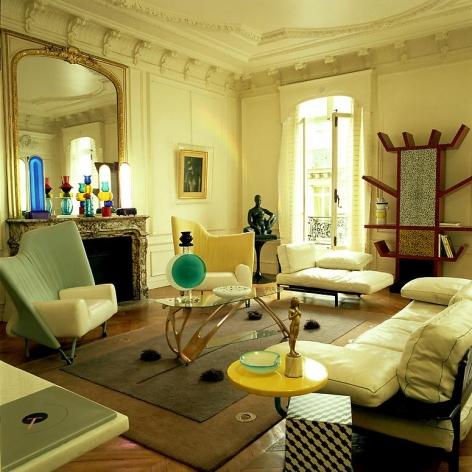 Gastou residence, Interior: Yves Gastou