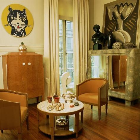 Andy Warhol residence, Architect: Jed Johnson