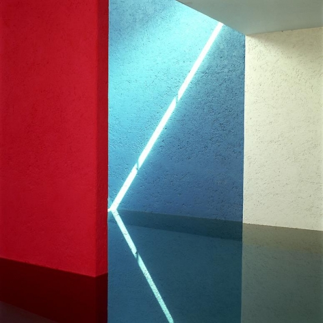Architect: Luis Barragan, Mexico City