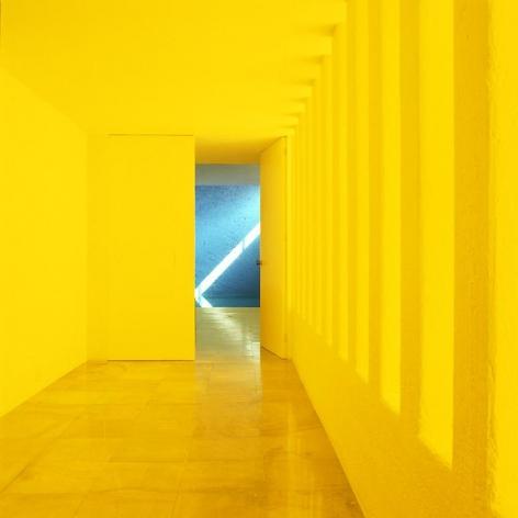 Architect: Luis Barragan, Mexico City