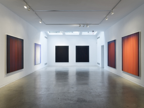 Natvar Bhavsar|Sublime Light, Installation View 1