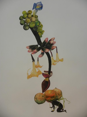 Avishek Sen UNTITLED (LARGE FLOWER)