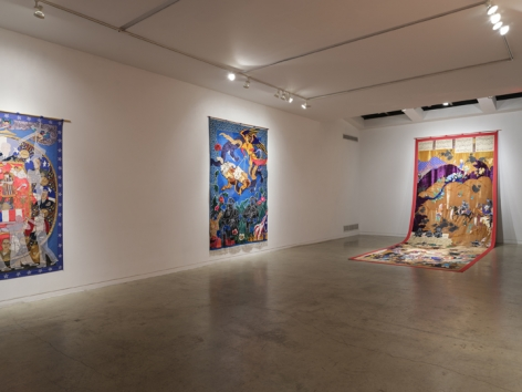 Khadim Ali & Sher Ali | What Now My Friend?, Installation view 5