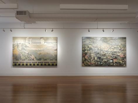 Nataraj Sharma| Travel Log, Installation View 8