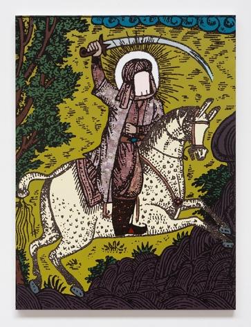 Saad Qureshi, Saint Warrior