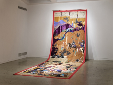 Khadim Ali & Sher Ali | What Now My Friend?, Installation view 3