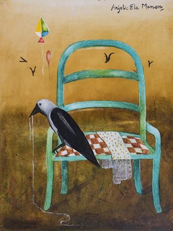 Anjolie Ela Menon, Chair