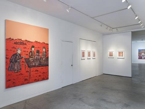 Saad Qureshi  Tanabana, Installation View 21