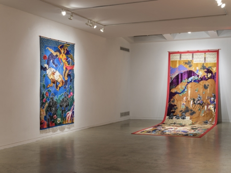 Khadim Ali & Sher Ali | What Now My Friend?, Installation view 2