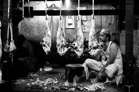 Sanjeet Chowdhury UNTITLED 16 (MEAT SERIES)