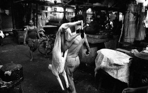 Sanjeet Chowdhury UNTITLED 1 (MEAT SERIES)