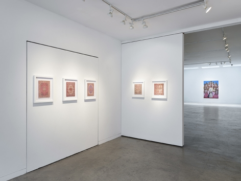 Saad Qureshi  Tanabana, Installation View 20