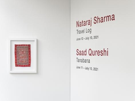 Saad Qureshi  Tanabana, Installation View 24