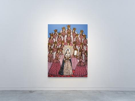 Saad Qureshi  Tanabana, Installation View 7