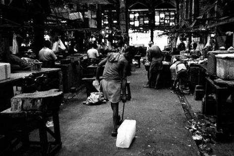Sanjeet Chowdhury UNTITLED 13 (MEAT SERIES)