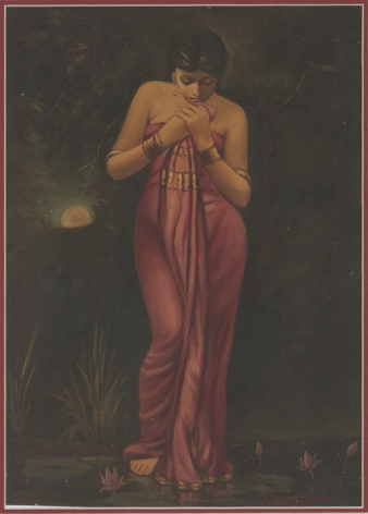 Hemen Mazumdar Spirit of Maidenhood