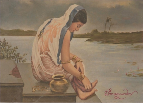 Hemen Mazumdar Monsoon