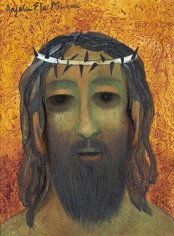 Anjolie Ela Menon, Jesus