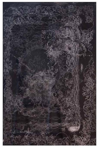 Saad Qureshi UNTITLED (PERSISTENCE OF MEMORY 5)